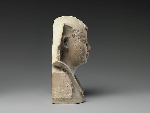 Royal bust