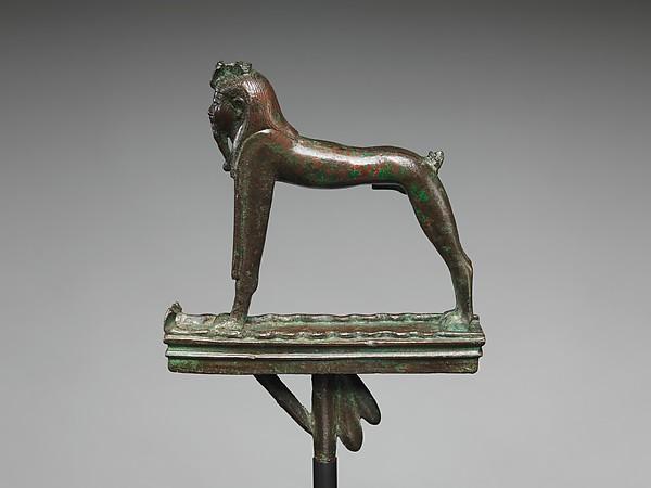 Barque Sphinx