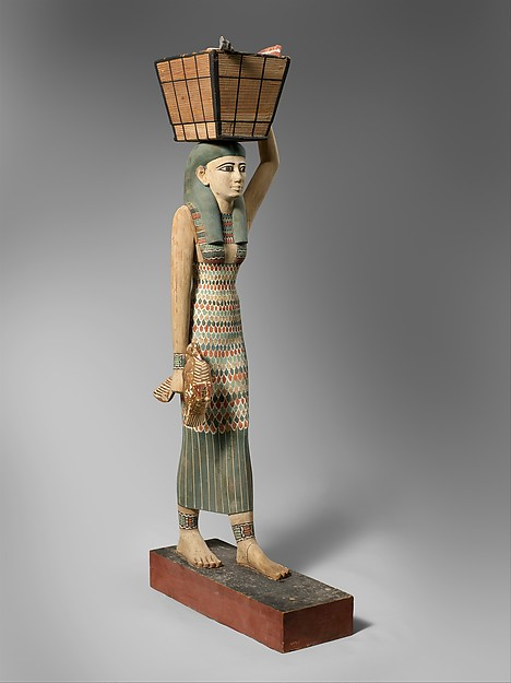Statue of an Offering Bearer