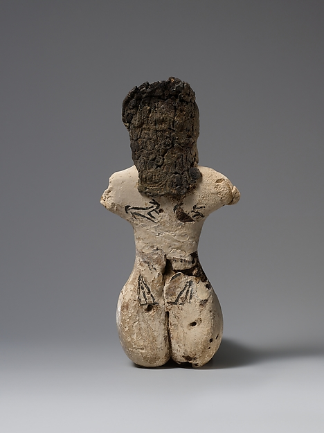 Figurine of a Seated Woman