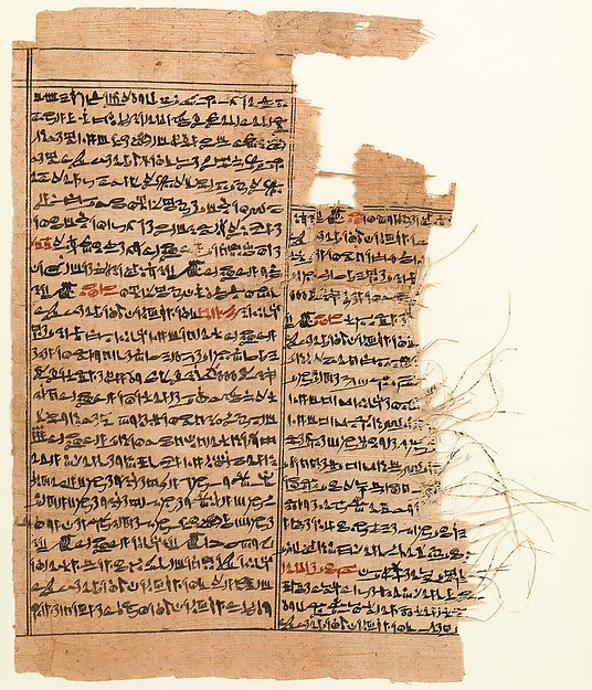 Book of the Dead of Khaemhor