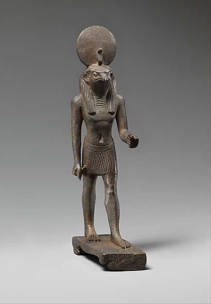 Statuette of Horus