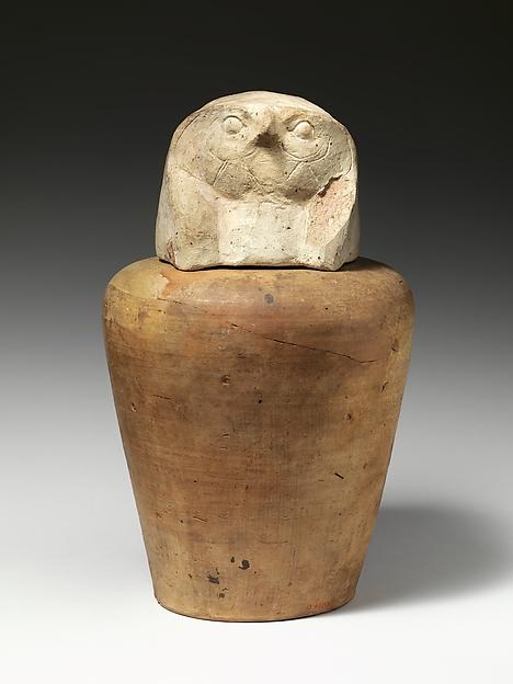 Canopic jar of Tetinakht: Qebesenuef