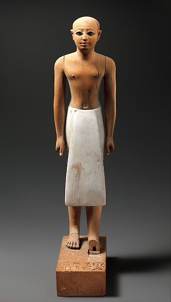 Statuette of the steward Senbi