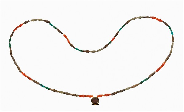 Necklace with Shen-Amulet of Senebtisi