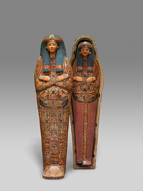 Mummy Board of Henettawy (F)