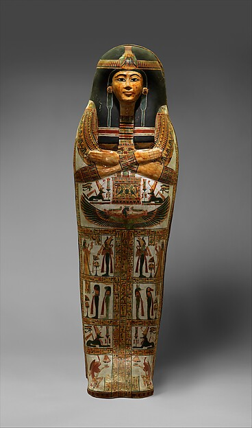 Outer Coffin of Henettawy (F)
