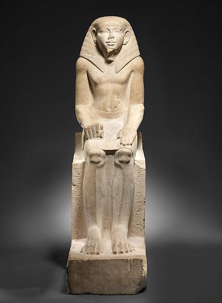 Seated Statue of the Steward Sehetepibreankh