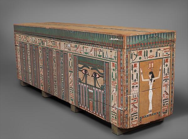 Coffin of Nakhtkhnum