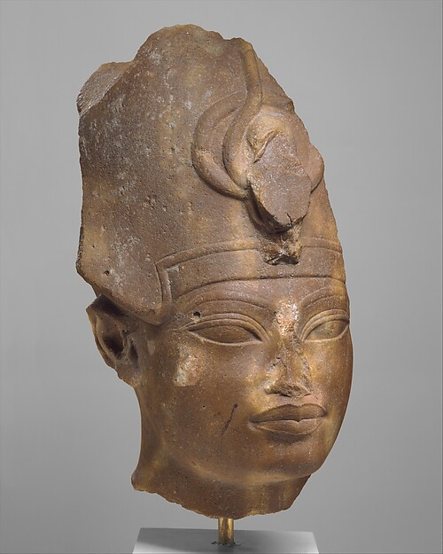 Amenhotep III in the Blue Crown