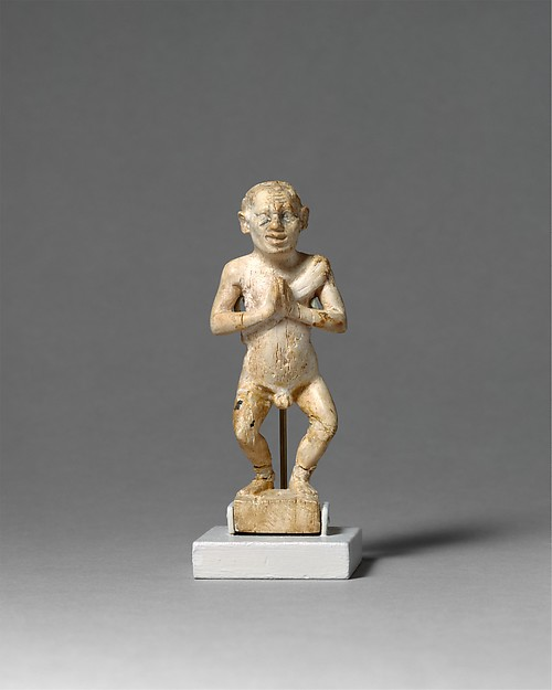 Statuette of a Dancing Pygmy from the Burial of Hepy