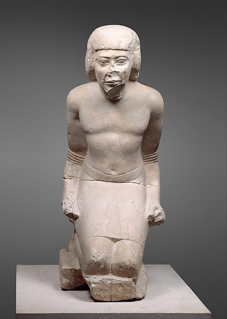 Statue of Kneeling Captive
