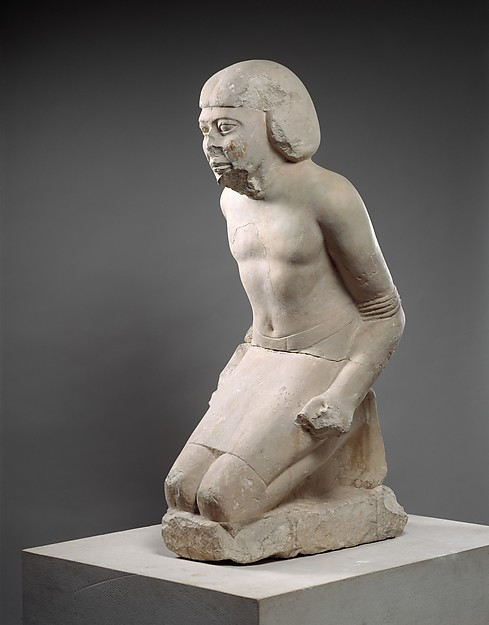 Statue of Kneeling Captive