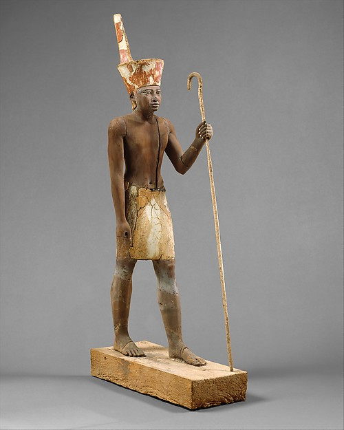 Funerary Guardian Figure