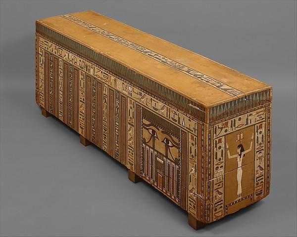Coffin of Khnumnakht