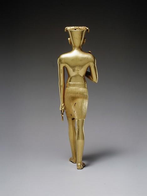 Statuette of Amun