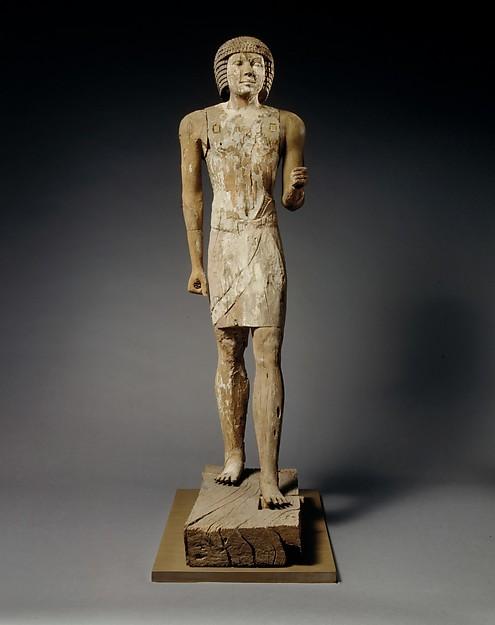 Standing statue of Kaemsenu (?)