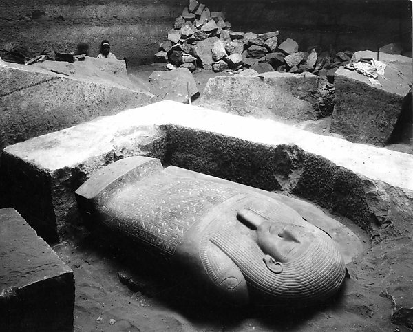 Sarcophagus of Harkhebit