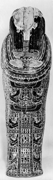 Outer Coffin of Djedmutesankh