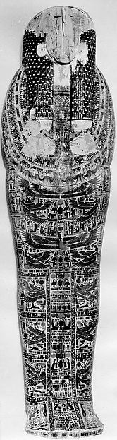 Inner Coffin of Djedmutesankh