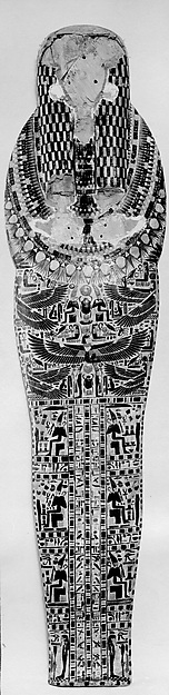 Innermost lid of Djedmutesankh