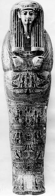 Inner Coffin of Menkheperre (C), usurped from Ahmose