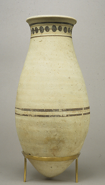 Jar from the Burial of Amenhotep