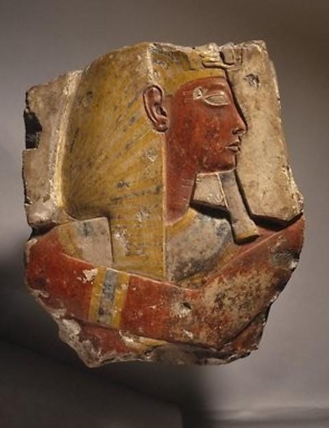 Relief of Ramesses II