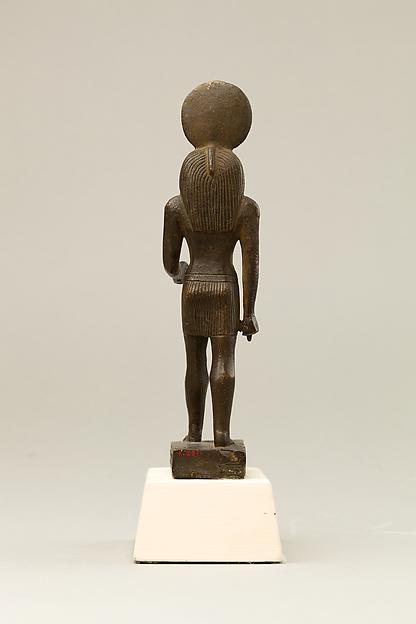 Statuette of Horus