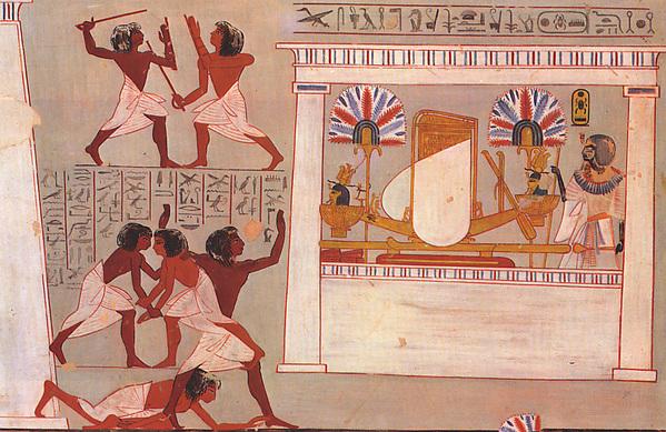 Festival Scene, Tomb of Amenmose