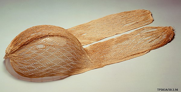 Headdress from the Head of a Mummy of a Child