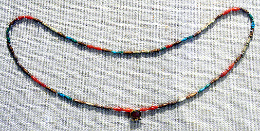Necklace with Shen amulet of Senebtisi