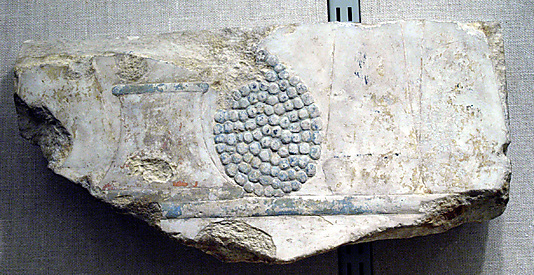 Relief fragment from the mortury complex of Senwosret I