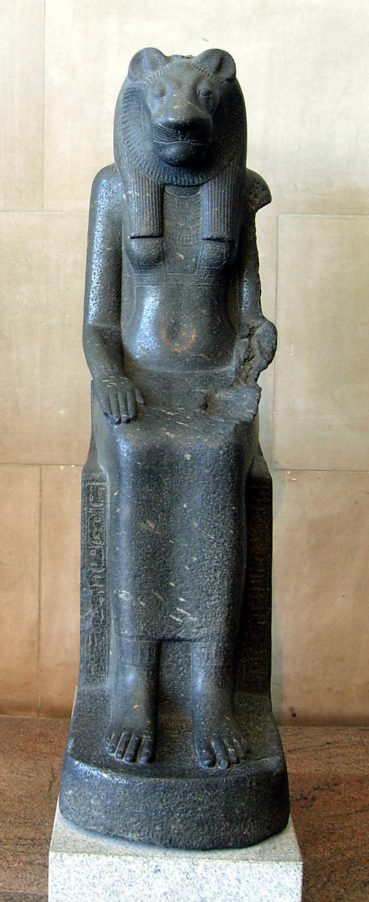 Statue of the Goddess Sakhmet