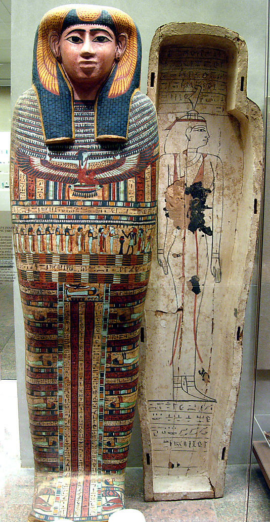Inner coffin of Ankhshepenwepet