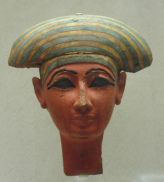 Mask of Coffin of Pakherenkhonsu