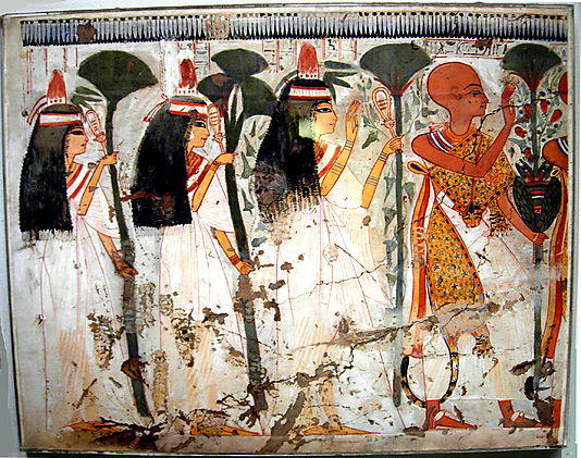 Offering Procession, Tomb of Userhat