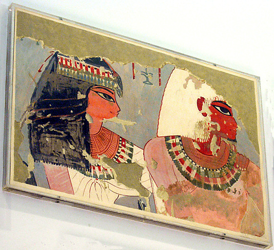 Qenamun and His Wife, Tomb of Qenamun