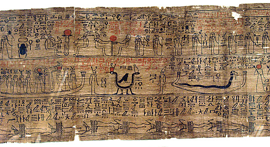 Papyrus of Henettawy (C), the