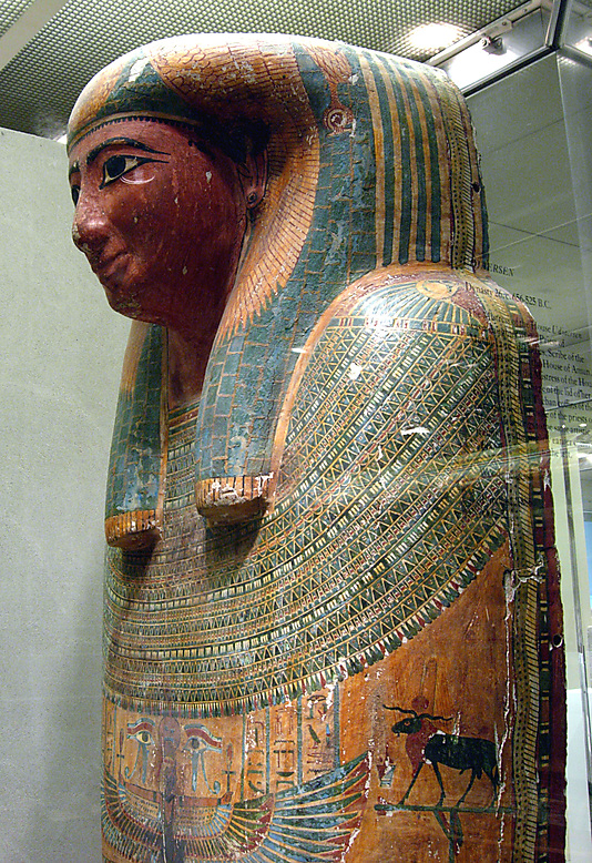 Coffin of Wedjarenes (spelled Wedjaresen)