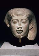 Head of a God