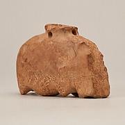 Hippopotamus amulet