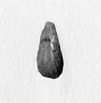 Pear-shaped pendant
