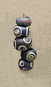 String of 5 Eyed Beads