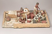 Model of Brewers, Bakers, and Butchers