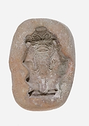 Mold for Bes-image Amulet