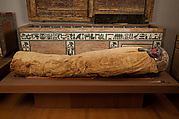 Coffin of Ukhhotep, son of Hedjpu