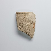 Fragment of a Feeding Cup