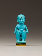 Amulet: A Young Prince Represented as the Child Horus