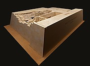 Model of the Mastaba Tomb of Perneb